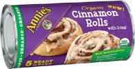 Annie's Organic Cinnamon Rolls with Icing