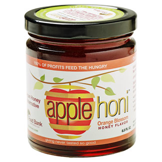 Apple Honi Honey Alternative - Orange Blossom MAIN