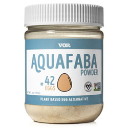 Aquafaba Powder by Vör Foods - 42 Egg Jar THUMBNAIL