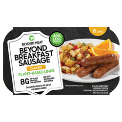 Beyond Breakfast Sausage Links by Beyond Meat - Classic THUMBNAIL