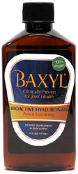 Baxyl Bioactive Hyaluronan Joint Health Supplement