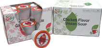 Be Leaf Vegan Broth K-Cups Box of 12