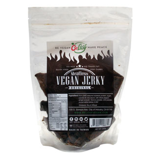 Be Leaf Original Flavor Jerky MAIN
