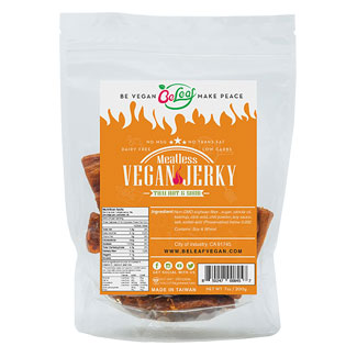 Be Leaf Jerky - Thai Hot & Sour MAIN