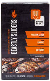 Beastly Sliders by Beyond Meat