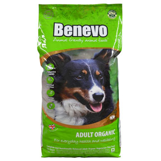 Benevo Organic Vegan Dog Kibble - 33 lb. bag MAIN