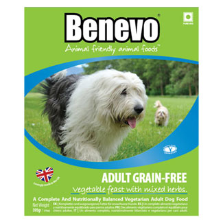 Benevo Dog Grain-Free Vegetable Feast With Mixed Herbs MAIN