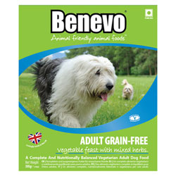 Benevo Dog Grain-Free Vegetable Feast With Mixed Herbs THUMBNAIL