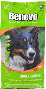 Benevo Organic Vegan Dog Kibble_LARGE