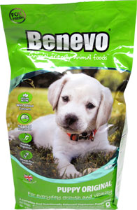 Benevo Vegan Puppy Kibble_LARGE