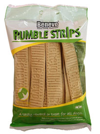 Benevo Rumble Strips Dog Chews