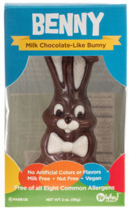 Benny Bunny by No Whey! Foods