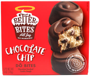 Chocolate Chip Do Bites by Better Bites