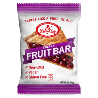 Betty Lou's Fruit Bars - Cherry MAIN