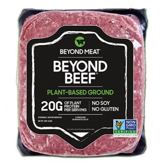 Beyond Beef Ground by Beyond Meat MAIN