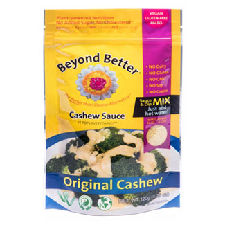 Beyond Better Organic Cashew Cheese Dip & Sauce Mix- Original MAIN