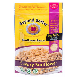 Organic Sunflower Cheese Dip & Sauce Mix by Beyond Better LARGE