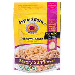 Organic Sunflower Cheese Dip & Sauce Mix by Beyond Better THUMBNAIL