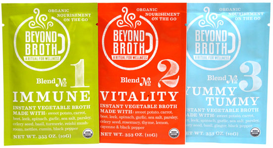 Beyond Broth Organic Vegan Broth Packets LARGE