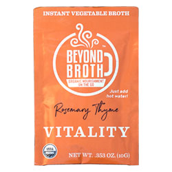 Beyond Broth Organic Broth- Vitality Blend THUMBNAIL