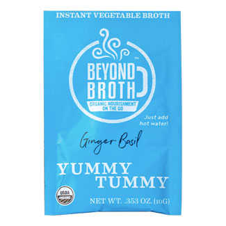 Beyond Broth Organic Broth - Yummy Tummy Blend MAIN