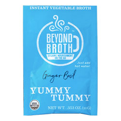 Beyond Broth Organic Broth - Yummy Tummy Blend THUMBNAIL