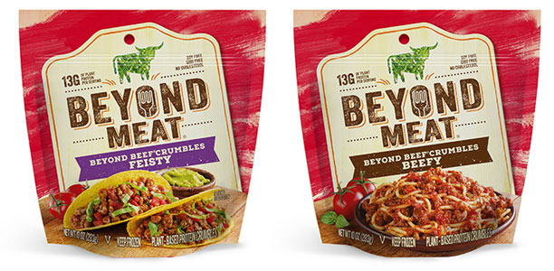 Beyond Beef Crumbles by Beyond Meat