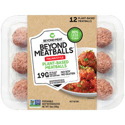 Beyond Meatballs by Beyond Meat - Italian Style THUMBNAIL