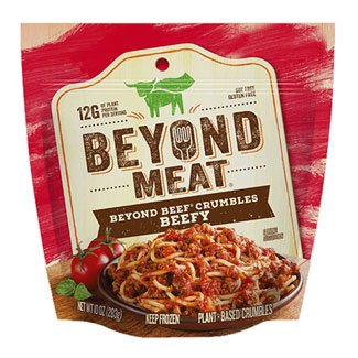 Beyond Beef Crumbles by Beyond Meat - Beefy MAIN