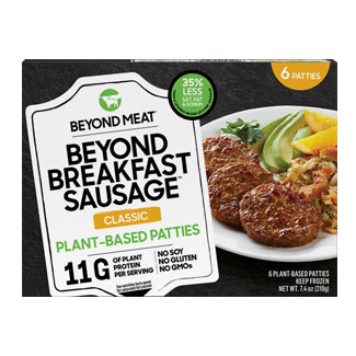 Beyond Meat Breakfast Sausage Patties - Classic MAIN