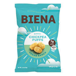 Biena Baked Ranch Chickpea Puffs THUMBNAIL
