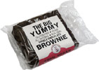 The Big Yummy Brownie by Wholesome Chow