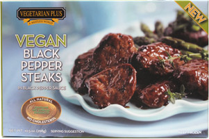 Vegan Black Pepper Steaks by Vegetarian Plus – VeganEssentials ...