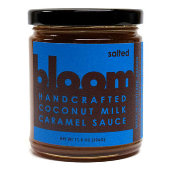 Bloom Handcrafted Caramel Sauce - Salted LARGE
