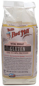 Bob's Red Mill Vital Wheat Gluten (Seitan) LARGE