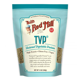Bob's Red Mill TVP (Textured Vegetable Protein) MAIN