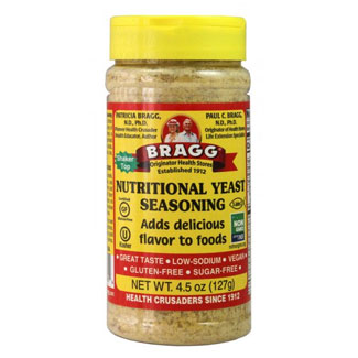 Bragg Premium Nutritional Yeast Seasoning MAIN