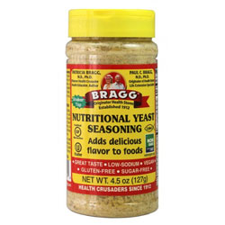 Bragg Premium Nutritional Yeast Seasoning THUMBNAIL