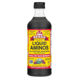 Bragg's Liquid Aminos - 16 oz. bottle MAIN