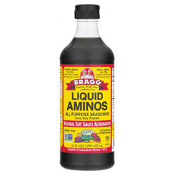 Bragg's Liquid Aminos - 16 oz. bottle THUMBNAIL