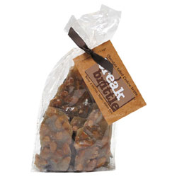 Break Brittle Cashew Brittle - Chocolate Salted THUMBNAIL