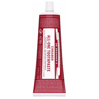 All-One Toothpaste by Dr. Bronner's - Cinnamon LARGE