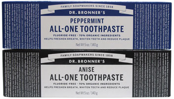 All-One Toothpaste by Dr. Bronner's
