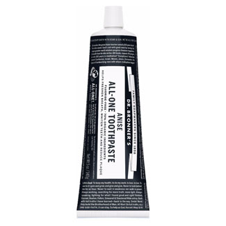 All-One Toothpaste by Dr. Bronner's - Anise MAIN
