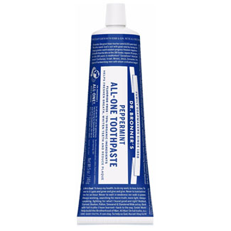 All-One Toothpaste by Dr. Bronner's - Peppermint MAIN