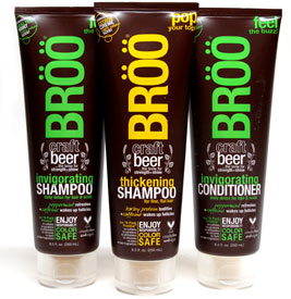 BROO Moisturizing Porter Shampoo or Conditioner