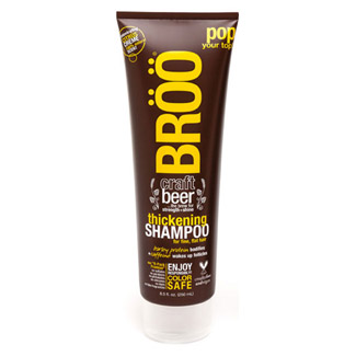 BROO Thickening Craft Beer Shampoo MAIN