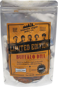 Buffalo Dill Limited-Edition Jerky by Louisville Jerky Co.