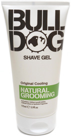 Original Shave Gel for Men by Bulldog