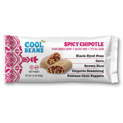 Cool Beans Plant Based Wrap - Spicy Chipotle THUMBNAIL